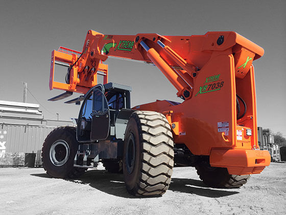 Construction Equipment Company | Xtreme Manufacturing