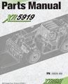 xr5919 parts manual