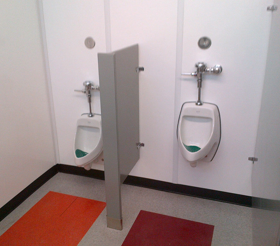 Restrooms can be tailored to meet the exact needs of the facility.
