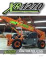 xr1270 parts manual
