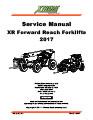XR842-3034 service manual