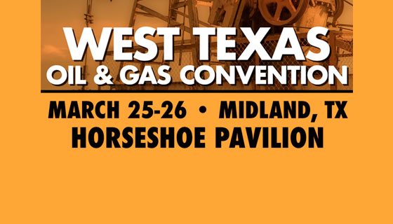 West TX Oil & Gas Convention 2020